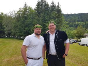 Bergschwinget Schwarzsee 2018